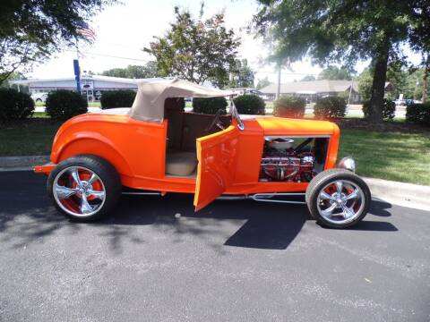 1932 Ford Tudor for sale at Carolina Classics & More in Thomasville NC