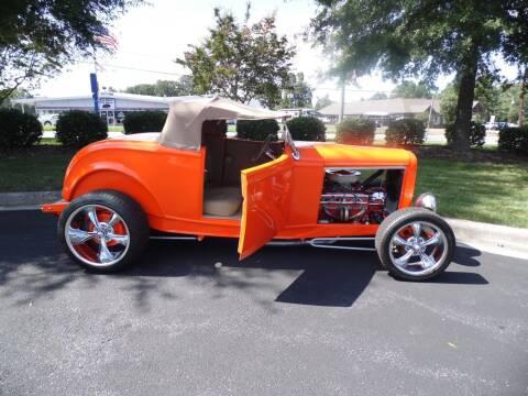 1932 Ford Tudor for sale at Carolina Classics & More in Thomasville NC