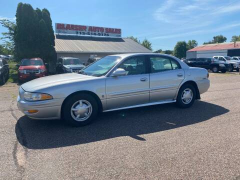2000 Buick LeSabre for sale at BLAESER AUTO LLC in Chippewa Falls WI
