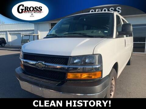 2019 Chevrolet Express Passenger for sale at Gross Motors of Marshfield in Marshfield WI