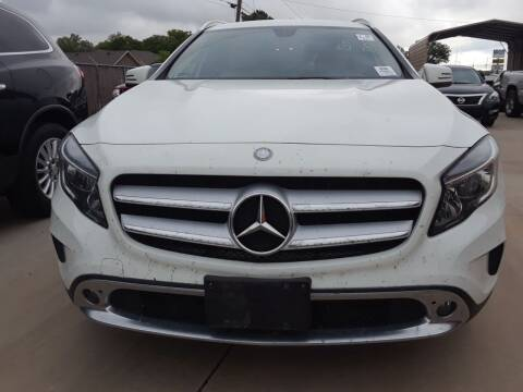 2015 Mercedes-Benz GLA for sale at Auto Haus Imports in Grand Prairie TX
