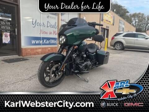 Harley-Davidson Street Glide Image