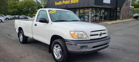 2005 Toyota Tundra for sale at South Point Auto Plaza, Inc. in Albany NY