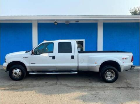 2006 Ford F-350 Super Duty for sale at Khodas Cars in Gilroy CA