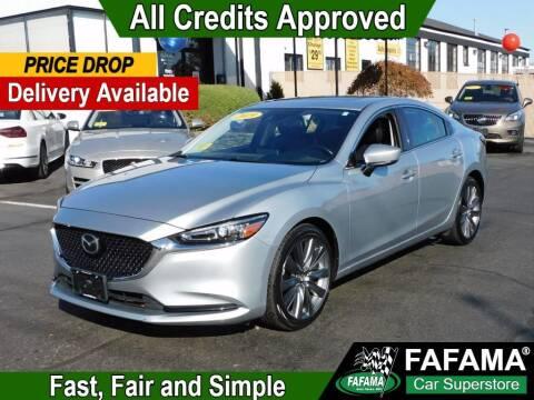 2019 Mazda MAZDA6 for sale at FAFAMA AUTO SALES Inc in Milford MA