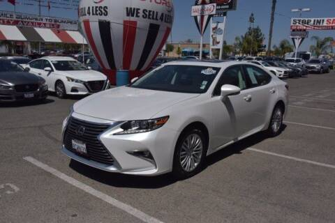 2018 Lexus ES 350 for sale at Choice Motors in Merced CA