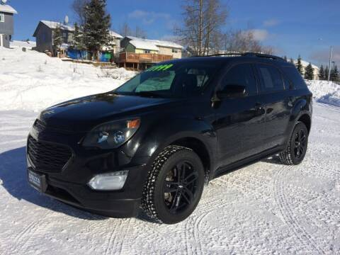2017 Chevrolet Equinox for sale at Delta Car Connection LLC in Anchorage AK
