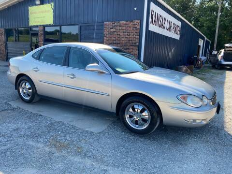 2006 Buick LaCrosse for sale at Kansas Car Finder in Valley Falls KS