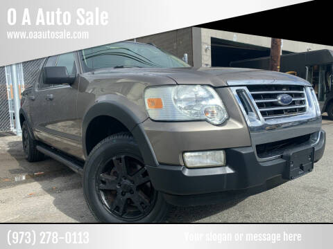 2007 Ford Explorer Sport Trac for sale at O A Auto Sale in Paterson NJ