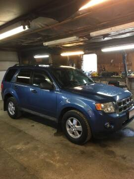 2009 Ford Escape for sale at Lavictoire Auto Sales in West Rutland VT
