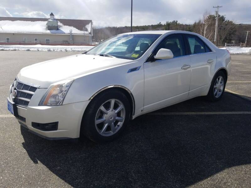 2008 Cadillac CTS for sale at Lewis Auto Sales in Lisbon ME