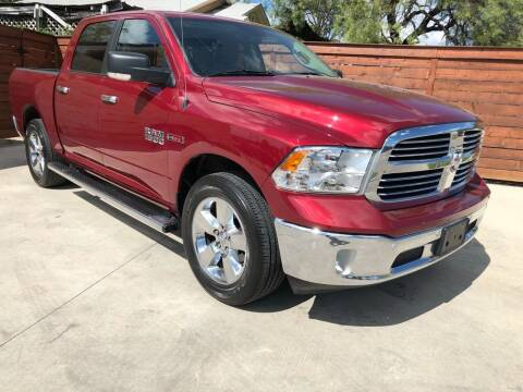 2015 RAM Ram Pickup 1500 for sale at Speedway Motors TX in Fort Worth TX