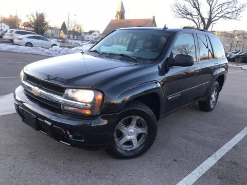 2006 Chevrolet TrailBlazer for sale at Your Car Source in Kenosha WI