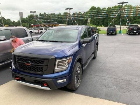 2021 Nissan Titan for sale at Tim Short Auto Mall in Corbin KY