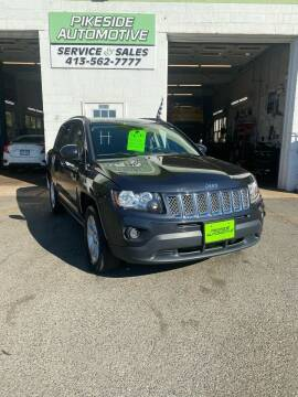2014 Jeep Compass for sale at Pikeside Automotive in Westfield MA