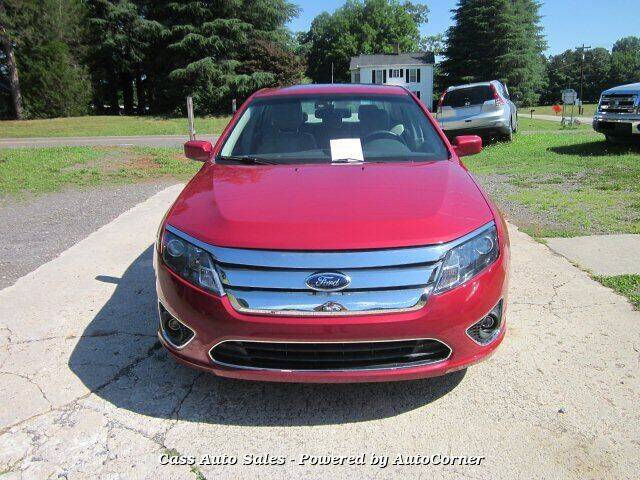 2012 Ford Fusion Hybrid for sale in Advance, NC