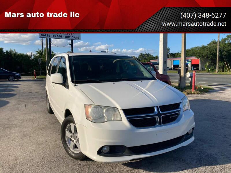 2011 Dodge Grand Caravan for sale at Mars auto trade llc in Kissimmee FL