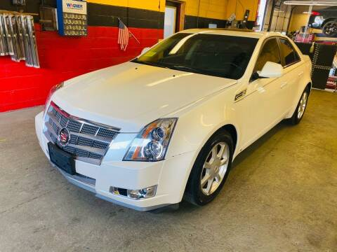 2008 Cadillac CTS for sale at Milford Automall Sales and Service in Bellingham MA
