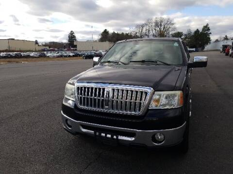 2007 Lincoln Mark LT for sale at BETTER BUYS AUTO INC in East Windsor CT