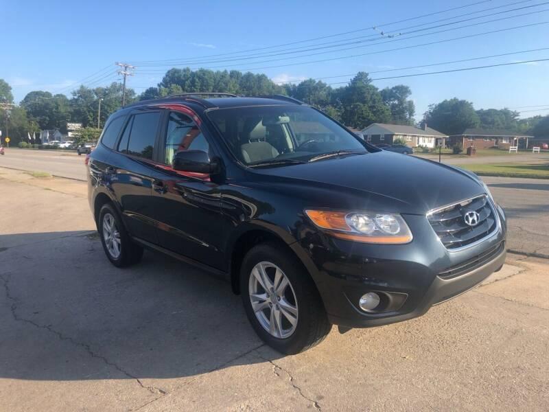 2011 Hyundai Santa Fe for sale at E Motors LLC in Anderson SC