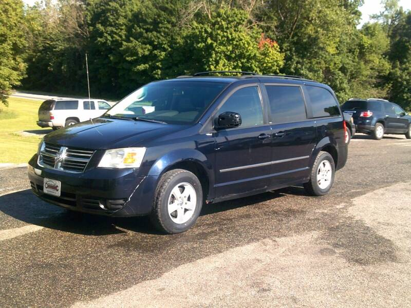 2010 Dodge Grand Caravan for sale at Clucker's Auto in Westby WI