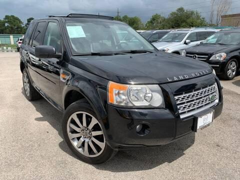 2008 Land Rover LR2 for sale at KAYALAR MOTORS in Houston TX