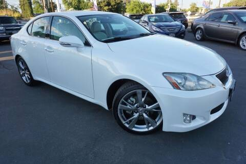 2009 Lexus IS 250 for sale at Industry Motors in Sacramento CA