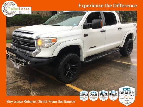 2015 Toyota Tundra for sale at Dallas Auto Finance in Dallas TX