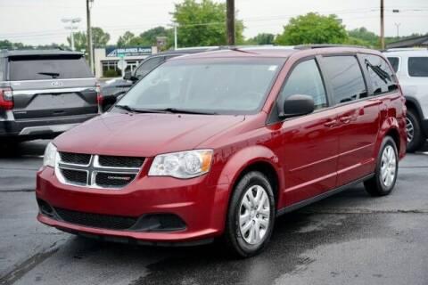 2015 Dodge Grand Caravan for sale at Preferred Auto Fort Wayne in Fort Wayne IN