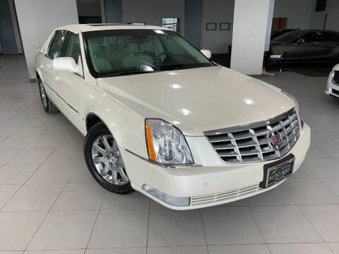 2008 Cadillac DTS for sale at Auto Mall of Springfield in Springfield IL