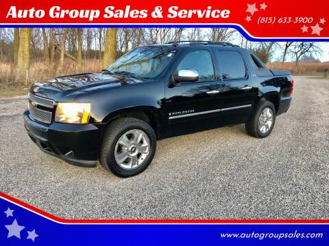 2009 Chevrolet Avalanche for sale at Auto Group Sales in Roscoe IL