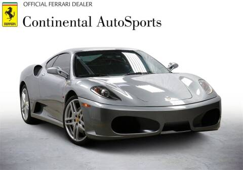 2006 Ferrari F430 for sale at CONTINENTAL AUTO SPORTS in Hinsdale IL