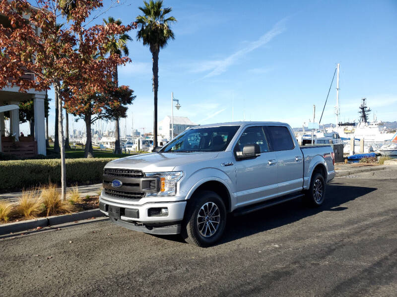 2018 Ford F-150 for sale at Imports Auto Sales & Service in Alameda CA
