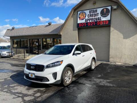 2019 Kia Sorento for sale at Utah Credit Approval Auto Sales in Murray UT