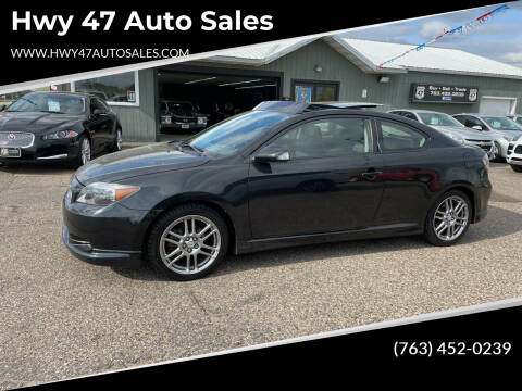 2007 Scion tC for sale at Hwy 47 Auto Sales in Saint Francis MN