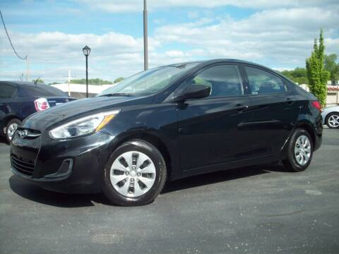 2017 Hyundai Accent for sale at Whitney Motor CO in Merriam KS