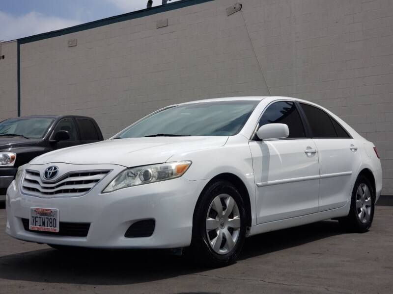2011 Toyota Camry for sale at First Shift Auto in Ontario CA