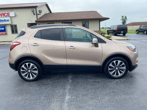 2018 Buick Encore for sale at Pro Source Auto Sales in Otterbein IN