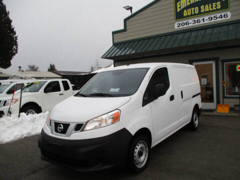 2019 Nissan NV200 for sale at Emerald City Auto Inc in Seattle WA