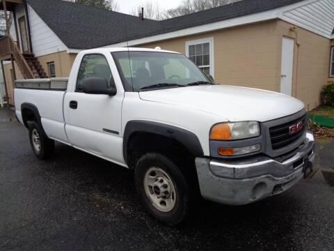 2003 GMC Sierra 2500 for sale at Liberty Motors in Chesapeake VA