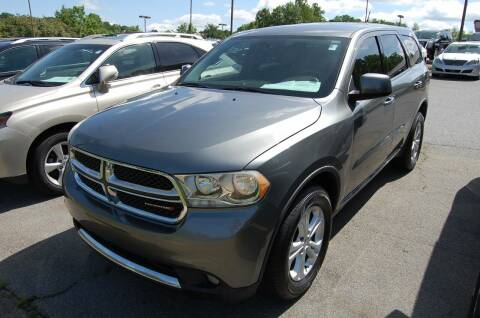 2012 Dodge Durango for sale at Modern Motors - Thomasville INC in Thomasville NC