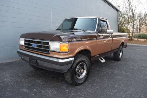 1989 Ford F-150 for sale at Precision Imports in Springdale AR