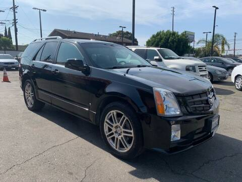 2008 Cadillac SRX for sale at Westcoast Auto Wholesale in Los Angeles CA