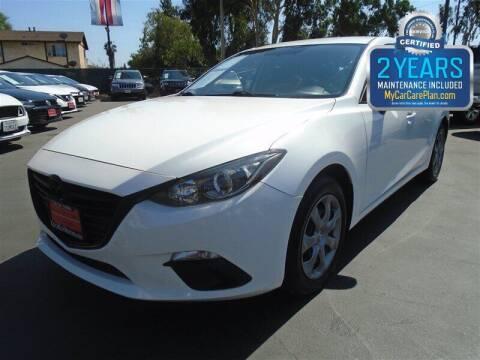 2015 Mazda MAZDA3 for sale at Centre City Motors in Escondido CA