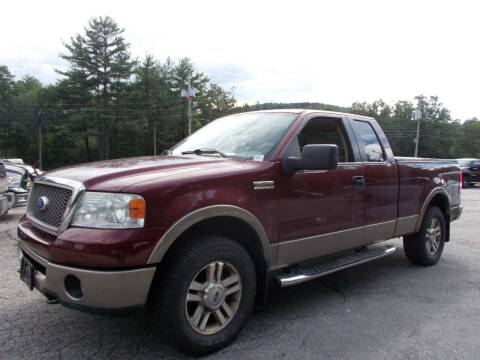2006 Ford F-150 for sale at Manchester Motorsports in Goffstown NH