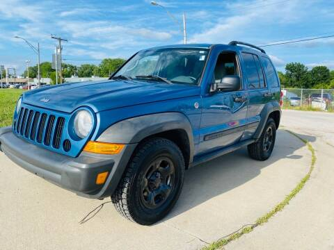 2006 Jeep Liberty for sale at Xtreme Auto Mart LLC in Kansas City MO