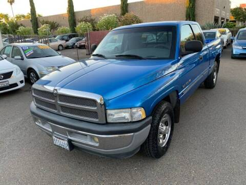 1998 Dodge Ram Pickup 1500 for sale at C. H. Auto Sales in Citrus Heights CA