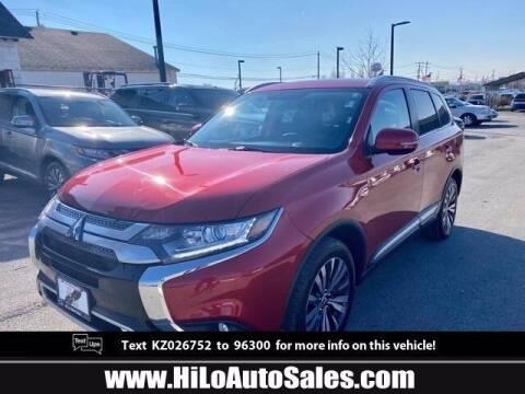 2019 Mitsubishi Outlander for sale at Hi-Lo Auto Sales in Frederick MD