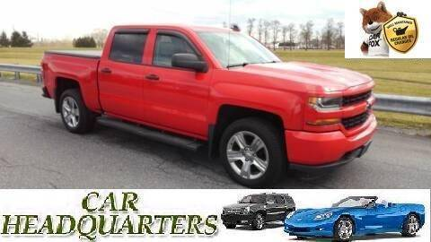 2016 Chevrolet Silverado 1500 for sale at CAR  HEADQUARTERS in New Windsor NY