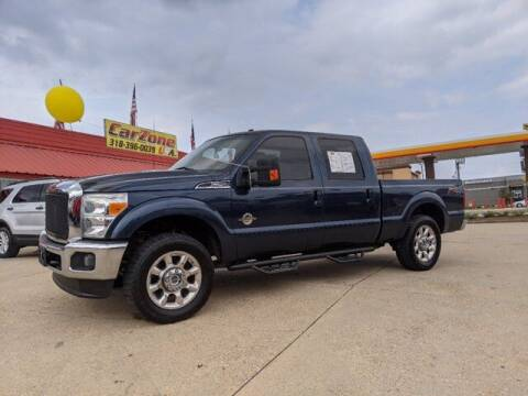 2016 Ford F-250 Super Duty for sale at CarZoneUSA in West Monroe LA